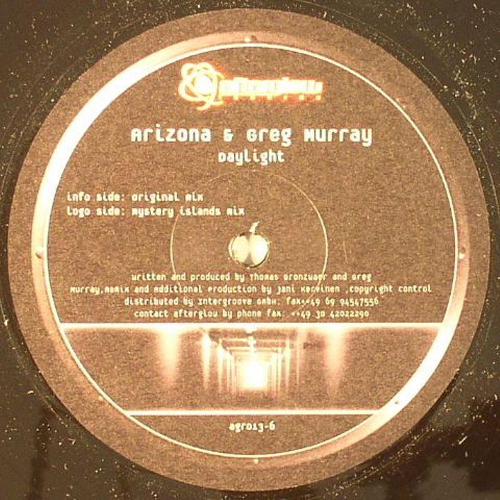 ARIZONA & GREG MURRAY - Daylight
