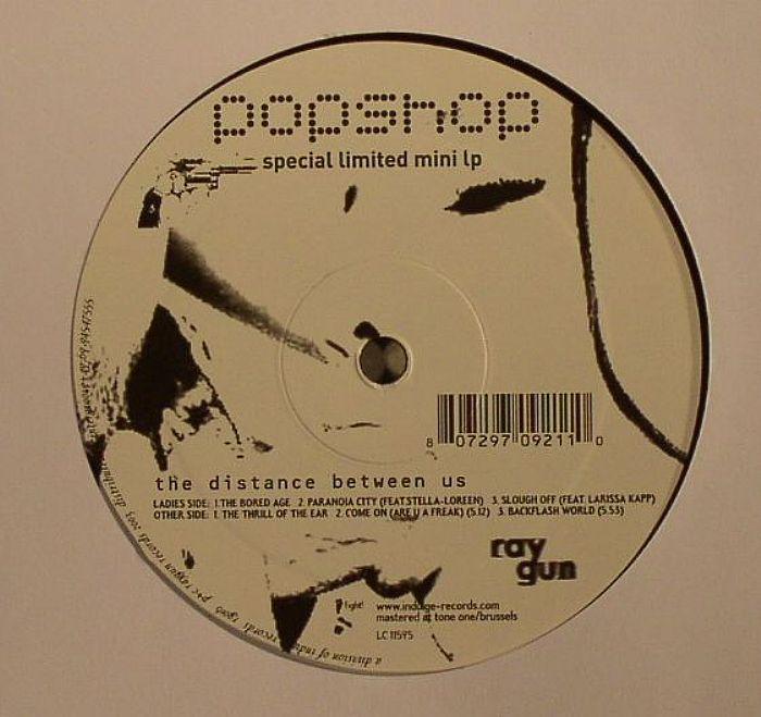 POPSHOP - The Distance Between Us