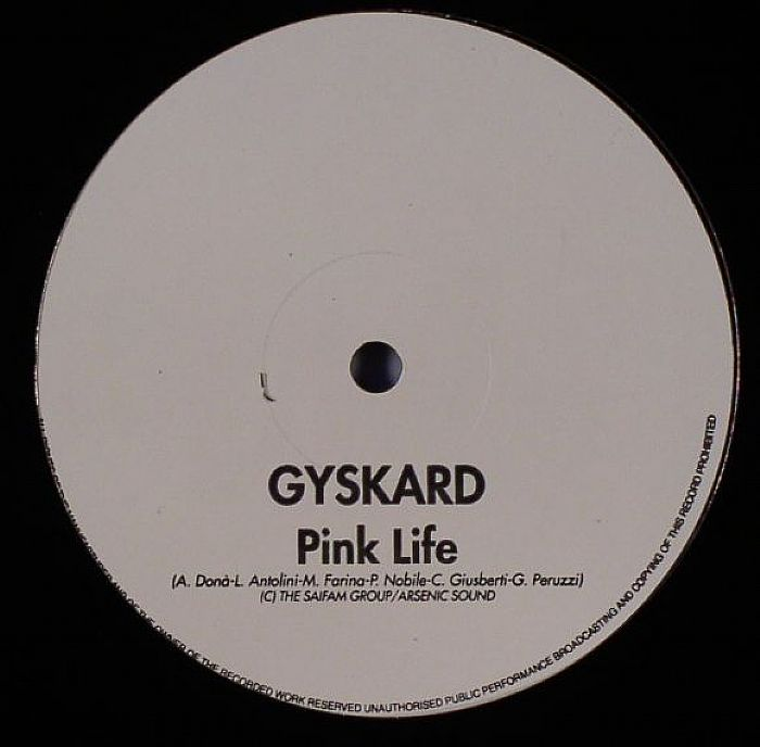 GYSKARD Pink Life Vinyl At Juno Records