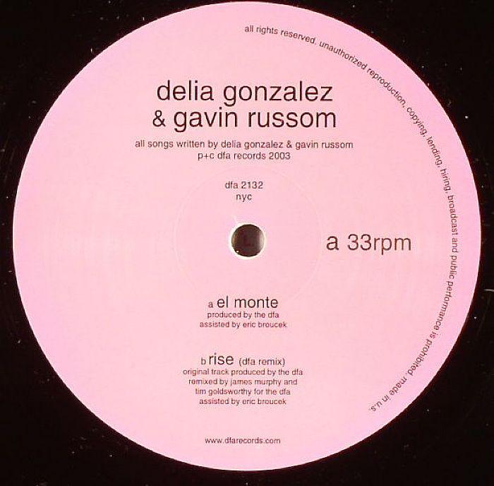 GONZALEZ, Delia/GAVIN RUSSOM - El Monte
