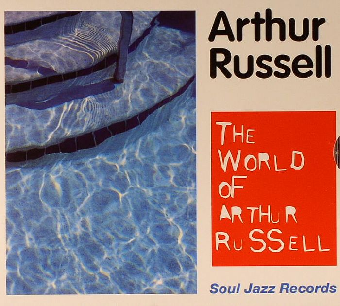 RUSSELL, Arthur/VARIOUS - The World Of Arthur Russell