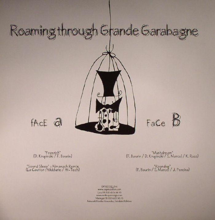 WIDE OPEN CAGE - Roaming Through Grande Garabagne