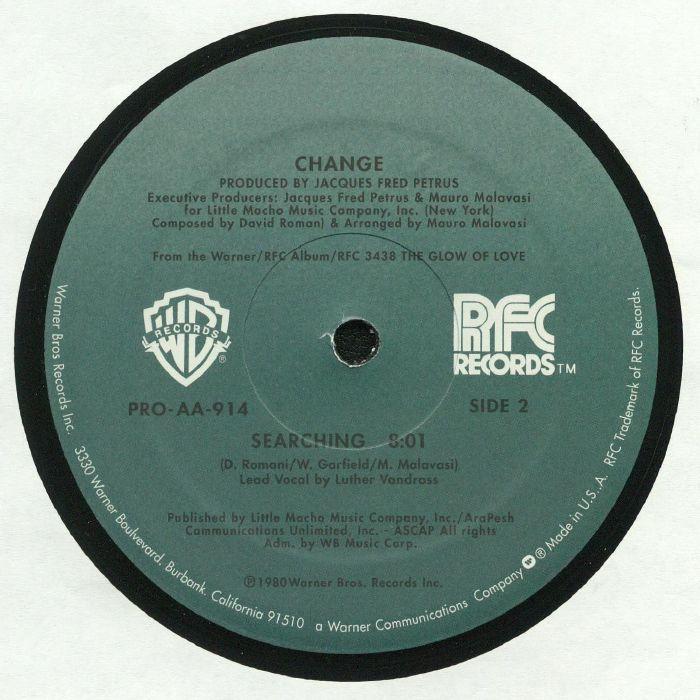 CHANGE - The Glow Of Love