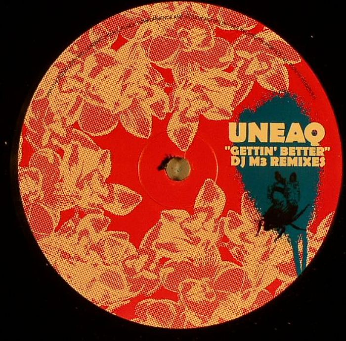 UNEAQ - Gettin' Better (DJ M3 remixes)