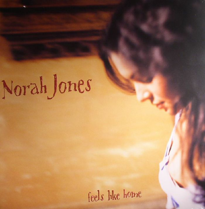 norah jones feels like home vinyl at juno records. Black Bedroom Furniture Sets. Home Design Ideas