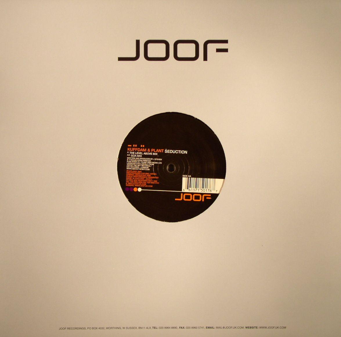 DJ Seduction - Do This Right / Really Dark