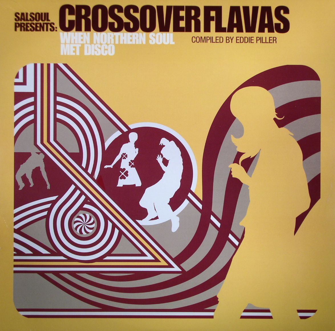 VARIOUS - Salsoul Presents Crossover Flavas: When Northern Soul Met Disco