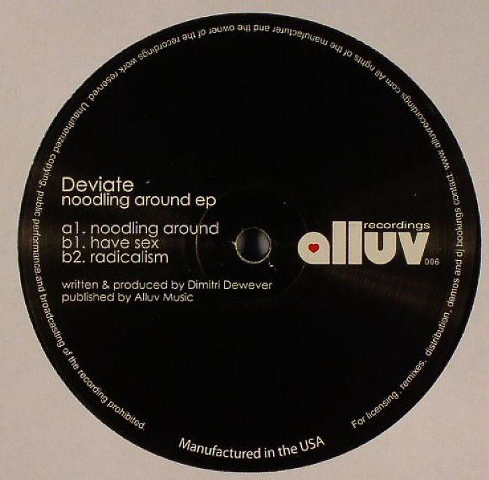 DEVIATE - Noodlin Around EP