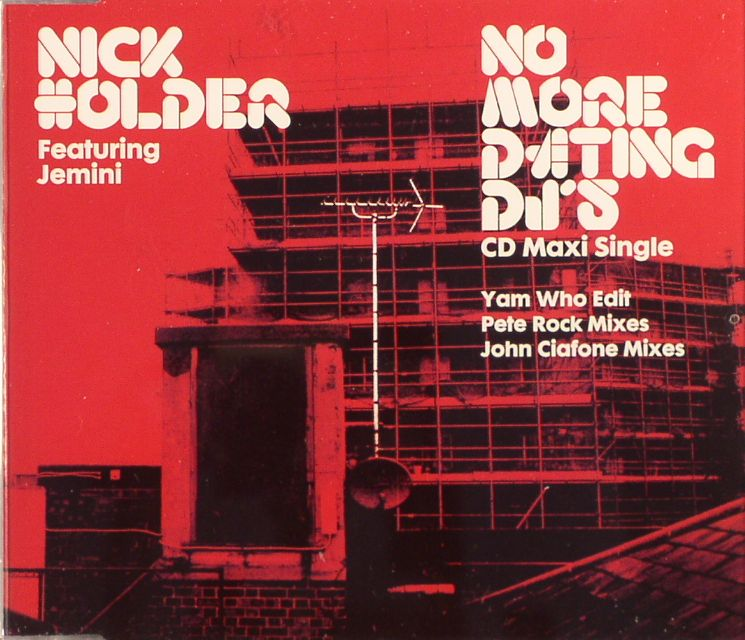 nick holder no more dating djs Buy no more dating dj s at juno records in stock now for same day shipping no more dating dj's.