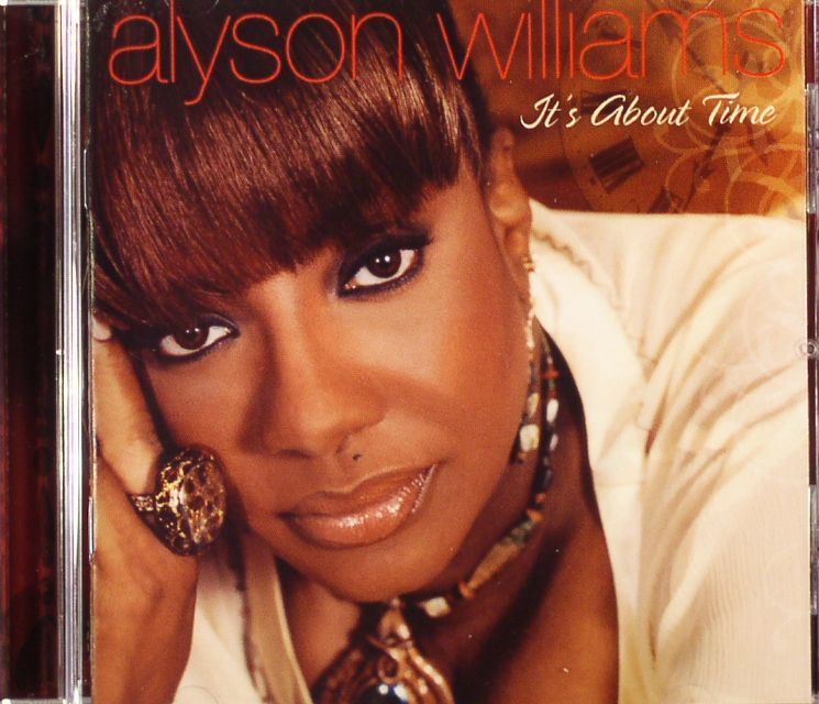 WILLIAMS, Alyson - Its All About Me