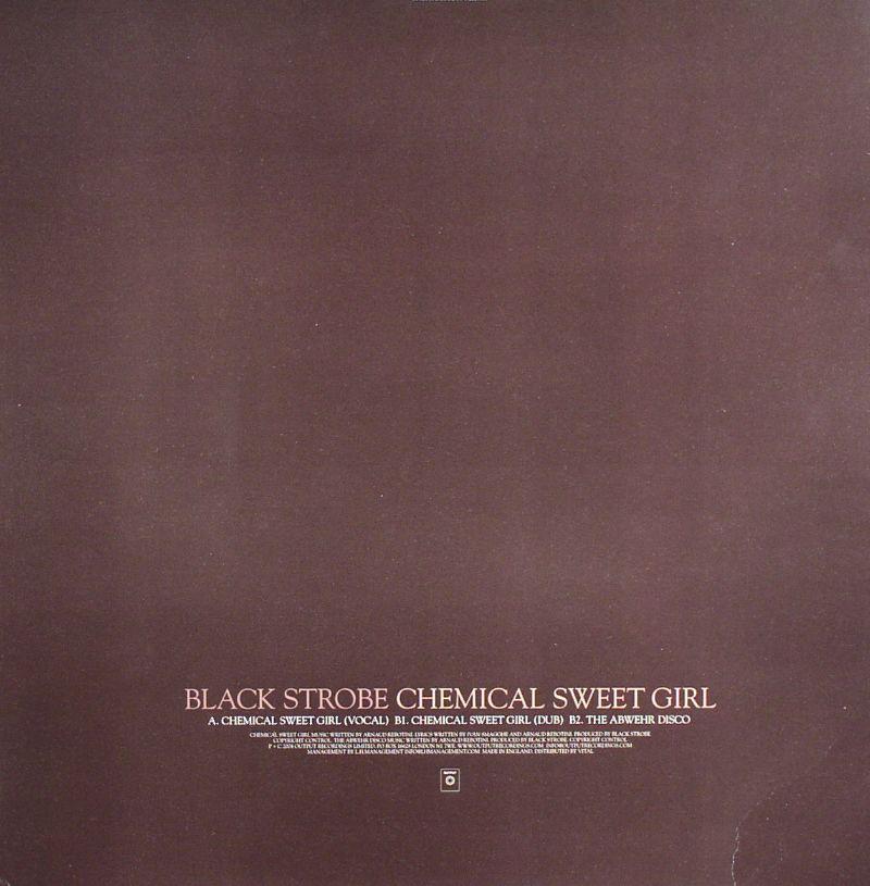 BLACK STROBE - Chemical Sweet Girl