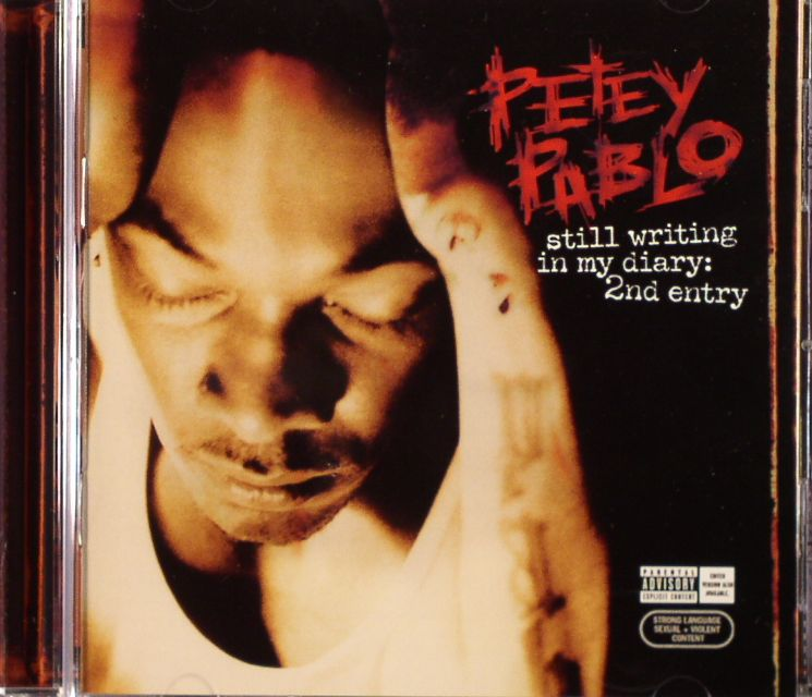 PABLO, Petey - Still Writing In My Diary - 2nd Entry