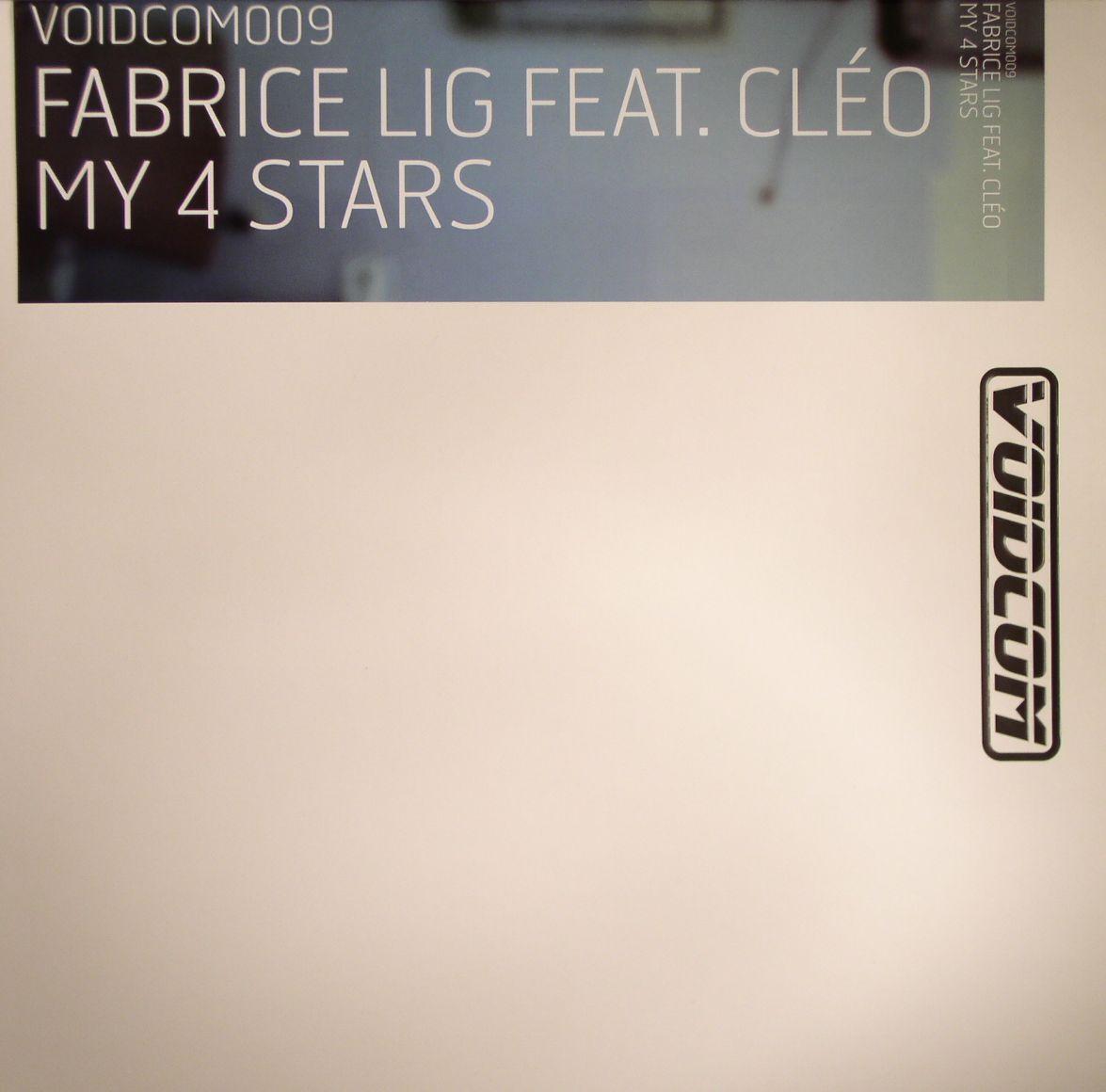 LIG, Fabrice feat CLEO - My 4 Stars