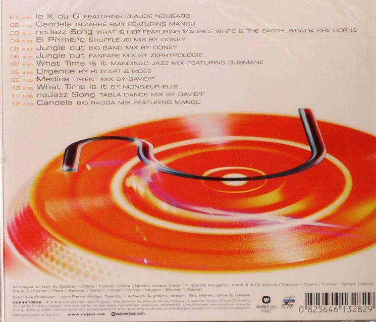 VARIOUS - No Jazz, No Limits: Mixes & Combinations