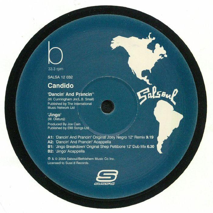 CANDIDO - Dancing & Prancing/Jingo (remixes)