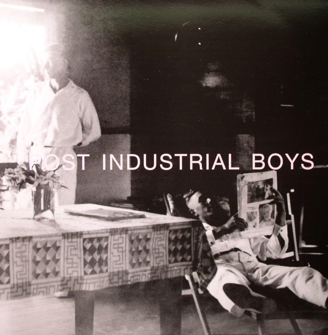 GOGI GE ORG - Post Industrial Boys