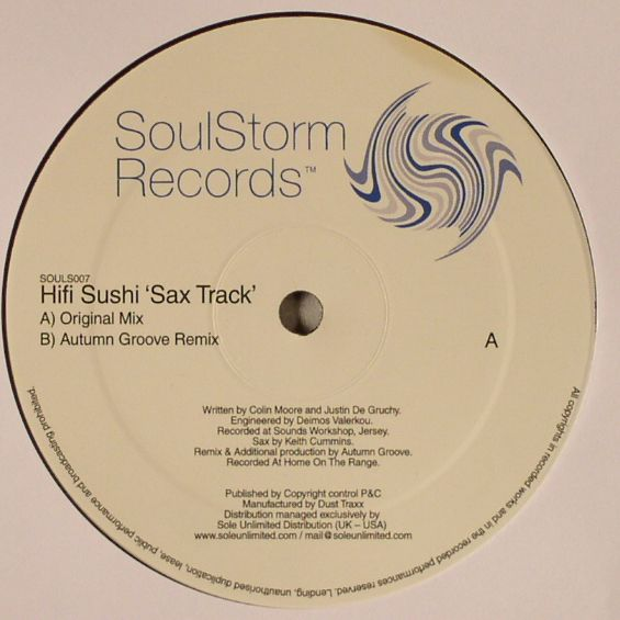 HIFI SUSHI - Sax Track