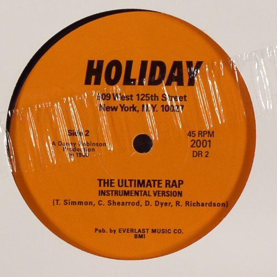 NICE & NASTY THREE - Ultimate Rap