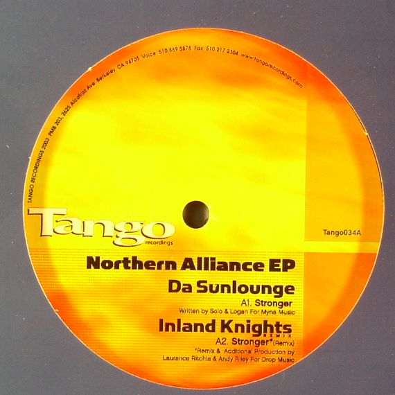 Da Sunlounge & Inland Knights - Borrowed Vol 7