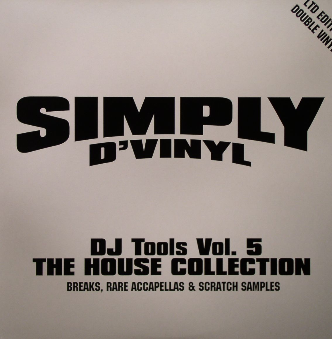 Simply D'Vinyl - DJ Tools Vol. 2