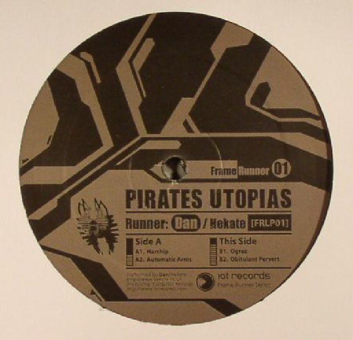 HEKATE, Dan - Pirates Utopias