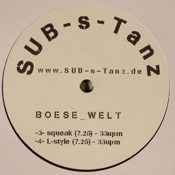 Boese Welt - Sub-s-Tanz