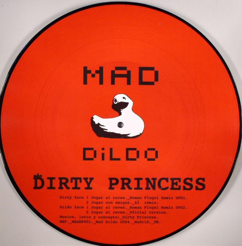 Dirty princess jugar al reves