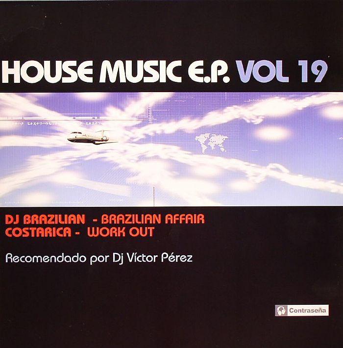 Dj brazilian costa rica house music ep vol 19 vinyl at for Brazilian house music