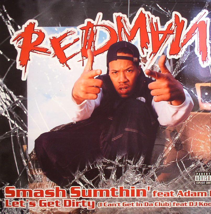 Download mp3 full flac album vinyl rip Smash Sumthin (LP Version) - Redman - Smash Sumthin / Lets Get Dirty (Cassette)