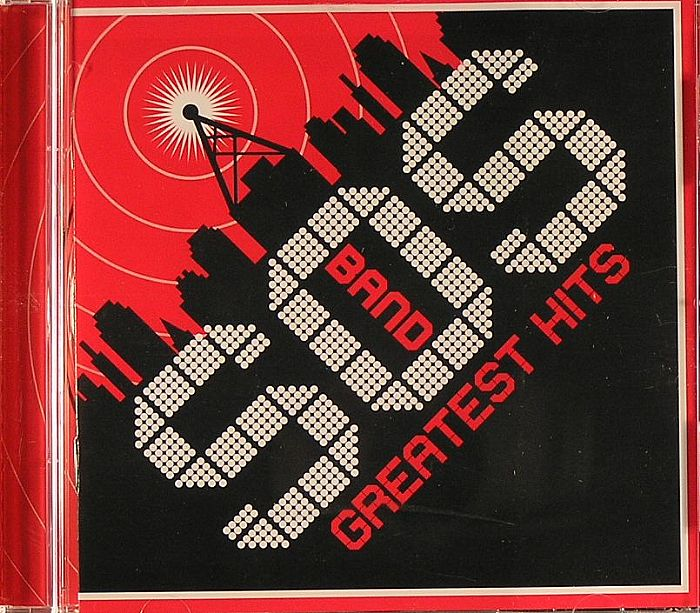 SOS BAND - Greatest Hits