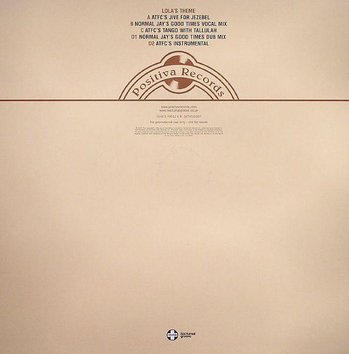 Shapeshifters Lola S Theme Atfc Amp Norman Jay Remixes
