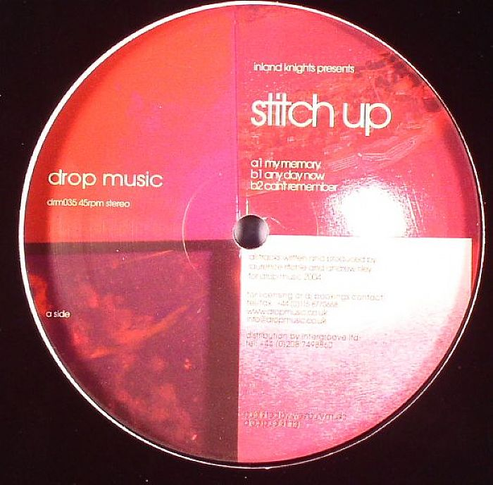INLAND KNIGHTS present STITCH UP - My Memory