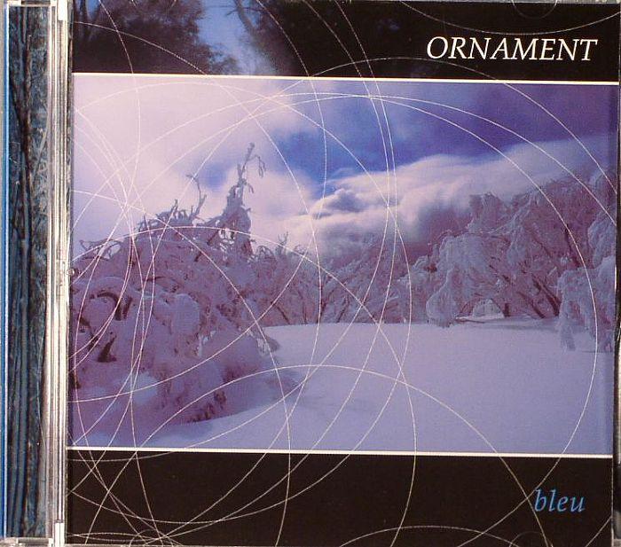 ORNAMENT - Bleu