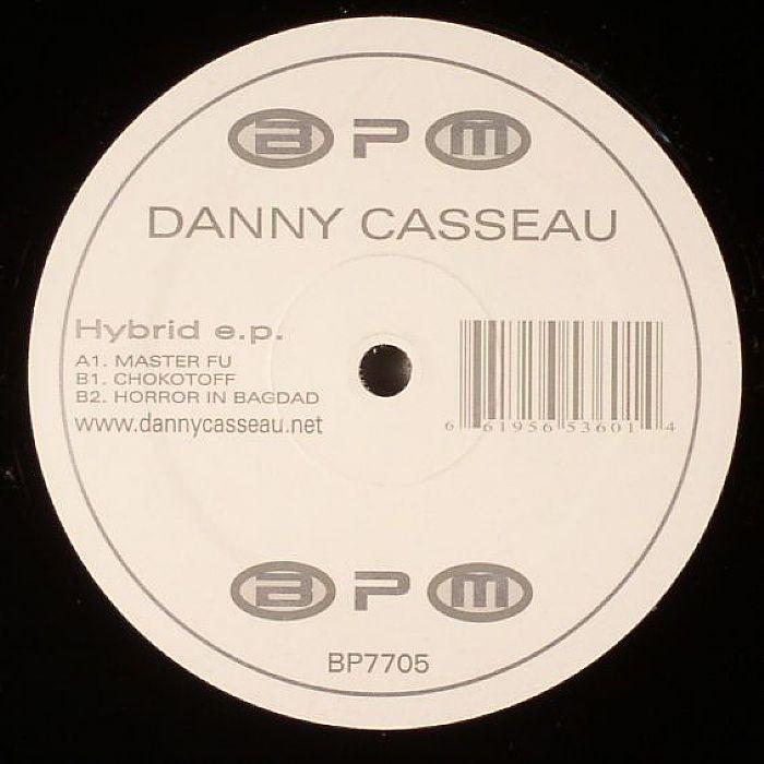 CASSEAU, Danny - Hybrid EP