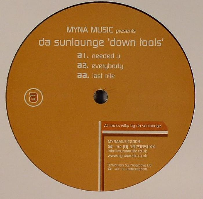 DA SUNLOUNGE - Down Tools