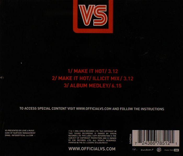 VS - Make It Hot