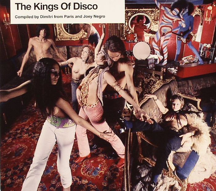 DIMITRI FROM PARIS/JOEY NEGRO/VARIOUS - Kings Of Disco