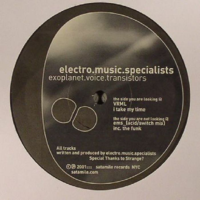 ELECTRO MUSIC SPECIALISTS - Exoplanet Voice Transistors