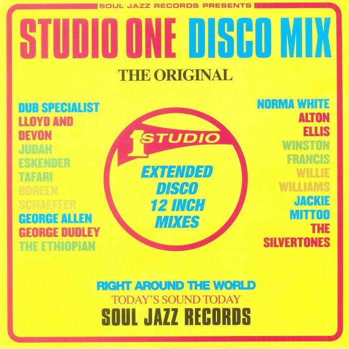 VARIOUS - Studio One Disco Mix (Extended Disco 12