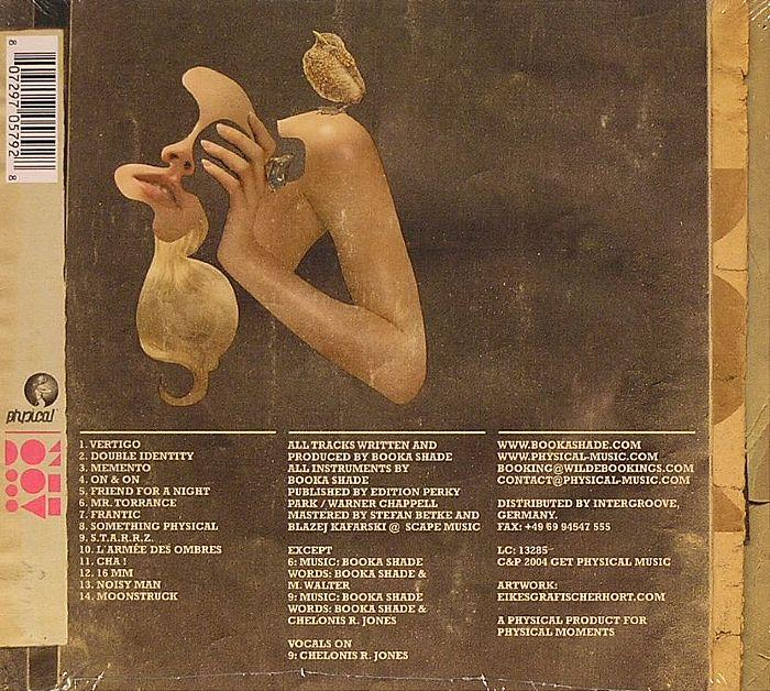 BOOKA SHADE - Memento (MANDY production)