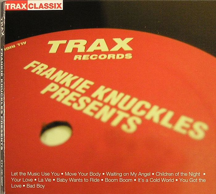 Various Trax Records Sampler
