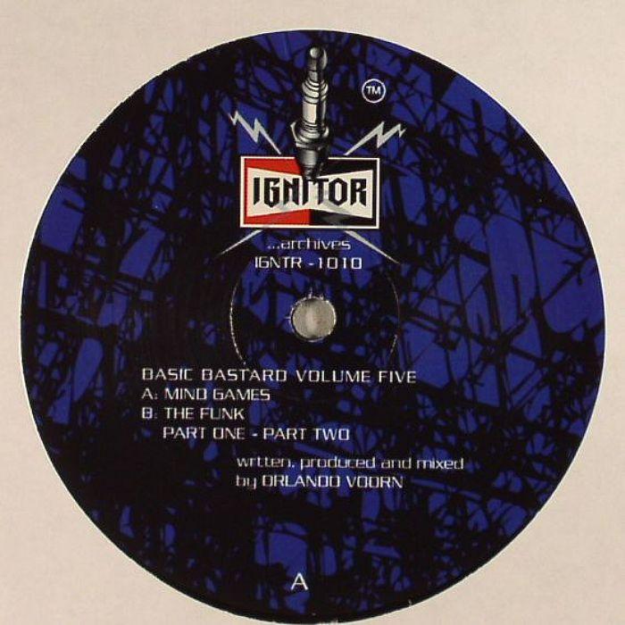 VOORN, Orlando - Basic Bastard Vol 5