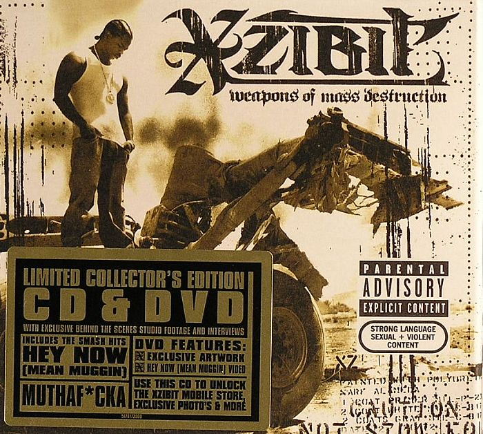 XZIBIT Weapons Of Mass Destruction vinyl at Juno Records.