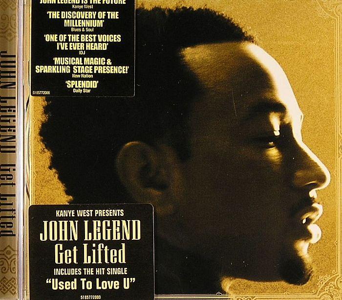 John LEGEND Get Lifted vinyl at Juno Records.