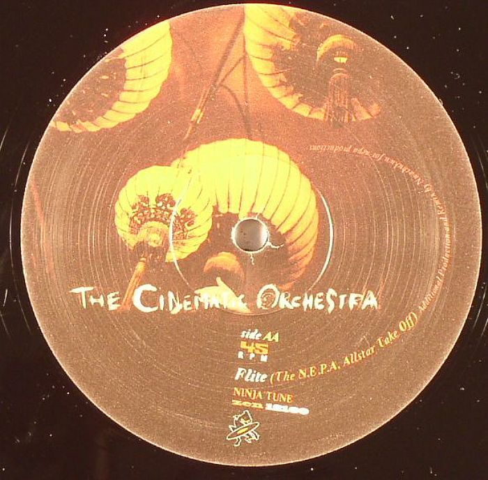 CINEMATIC ORCHESTRA - Remixes