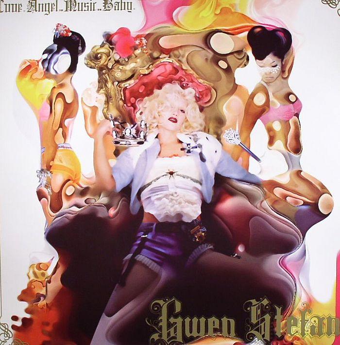 STEFANI, Gwen - Love Angel Music Baby