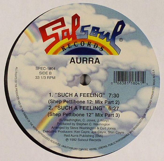 AURRA - Such A Feeling
