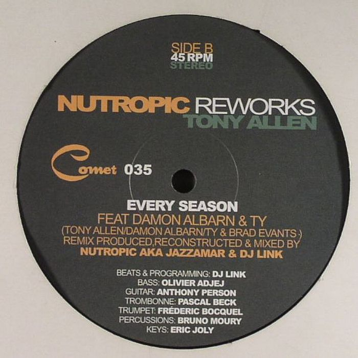 Nu Tropic Feat. Allen Hoist - Eastern Soul