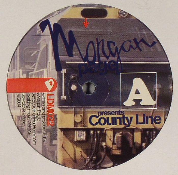 PAGE, Morgan - County Line