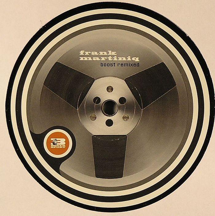 MARTINIQ, Frank - Boost Remixed